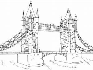 London Bridge Dessin : kleurplaat tower bridge google zoeken thema engeland engelse lessen engeland en schotland ~ Dode.kayakingforconservation.com Idées de Décoration