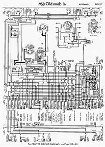 Wiring Diagram For 1958 Oldsmobile All Models  U2013 Auto
