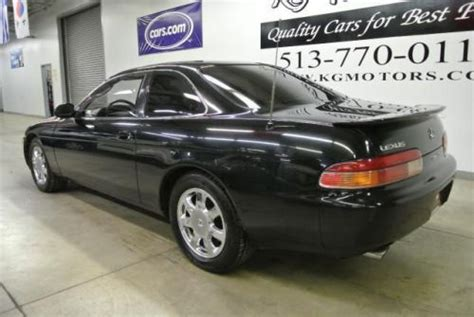 auto air conditioning repair 1996 lexus sc on board diagnostic system sell used 1996 lexus sc 400 in 826 reading rd mason ohio united states for us 4 995 00
