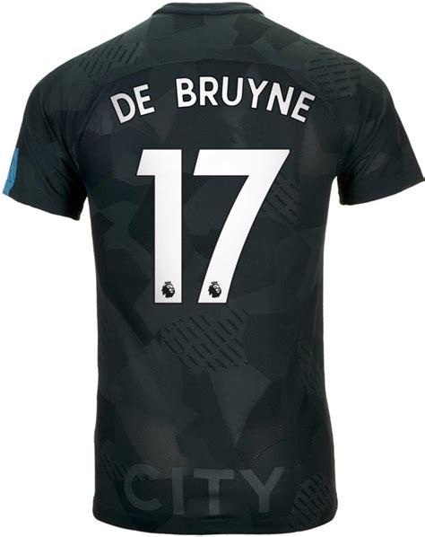 Nike Kevin De Bruyne Manchester City 3rd Match Jersey 2017 ...