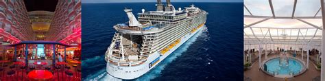 allure   seas cruise ship review  departure