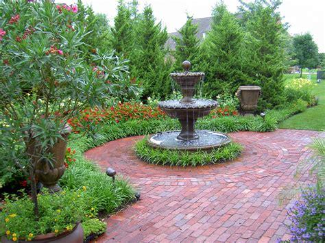 residential landscape design  rosehill gardens  kansas