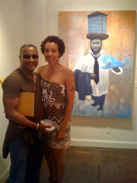amy sherald opening rjd gallery