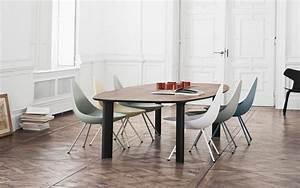 Chaise Moderne Avec Table Ancienne : salle manger moderne 112 id es d 39 am nagement r ussi ~ Teatrodelosmanantiales.com Idées de Décoration