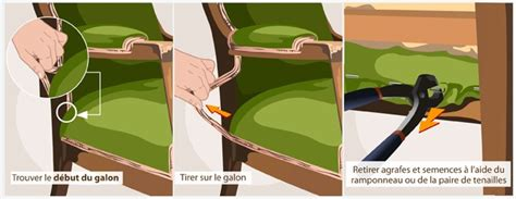 recouvrir un fauteuil d 233 coration