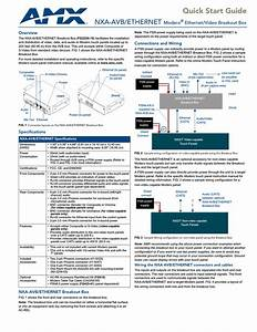 Wiring Diagram Cat5 Av B