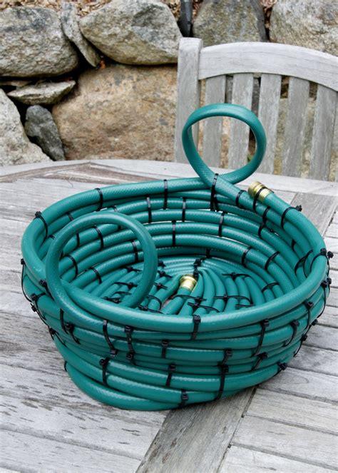 Diy Garden Hose Basket Hgtv