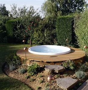 Whirlpool Für Draußen : whirlpool im garten g nnen sie sich diese besonde art entspannung drau en pinterest ~ Sanjose-hotels-ca.com Haus und Dekorationen