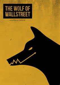 Wolf of Wall Street Movie Poster