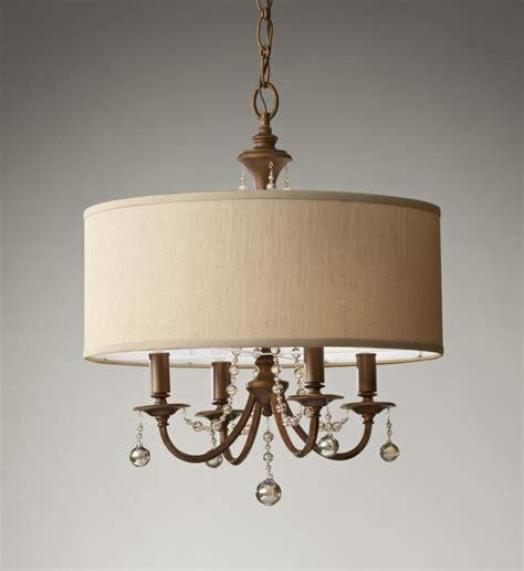chandelier with drum shade chandelier inspiring rectangular drum shade chandelier