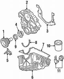 Ford Aerostar Engine Crankshaft Position Sensor
