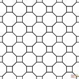 Quilt Coloring Pages Pattern Hexagon Clipartmag sketch template