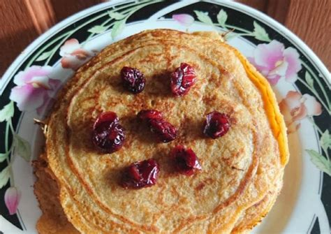 Bila kamu sudah bosan dengan nasi uduk atau lontong sayur. Resep SNACK MPASI, Pancake Keju oleh Koki Bayi - Cookpad
