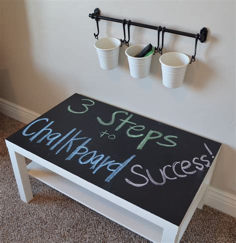chalkboard paint kitchen table 3 tips to chalkboard success things
