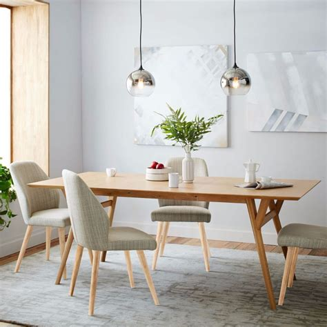 west elm mid century 10 oak dining that you need for your dining room