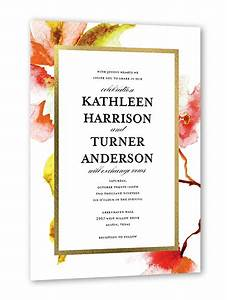 adorned frame 5x7 stationery card by picturebook shutterfly With wedding paper divas foil invitations