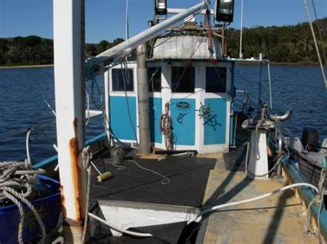 Commercial Fishing Boats For Sale Tasmania by Huon Pine Cray Fishing Boat 42ft Dorothy Fay