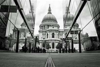 St Cathedral Paul Dome London Background Wallpapers