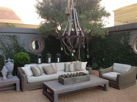 Outdoor Living By Restoration Hardware Summer