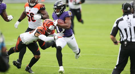 Top takeaways from Ravens dominant win over Bengals ...