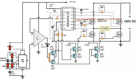 Best Transformerless Inverter Circuits Homemade