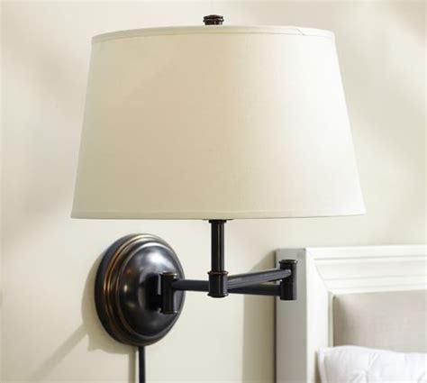 chelsea swing arm sconce base apartment sconces plug