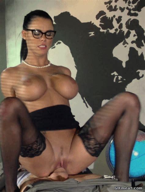 Big Tits Milf With Glasses Peta Jensen Riding A Dick