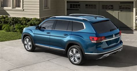 volkswagen atlas price 2018 vw atlas review with price horsepower and photo