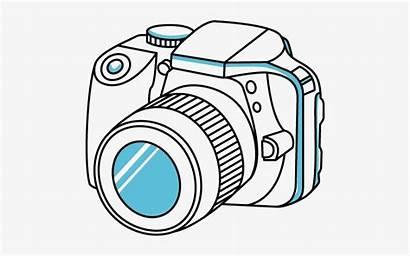 Camera Clipart Slr Dslr Clip Library Cliparts