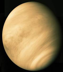 Solar System Tour: Venus | The Martian Chronicles