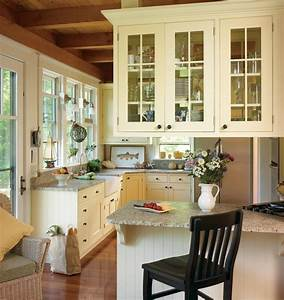 114 best cozy kitchens images on pinterest arquitetura With simple and cozy country kitchen designs