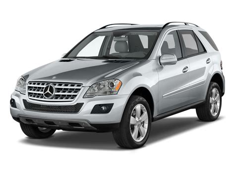 2009 Mercedes-benz M-class Reviews And Rating