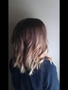 Spring dark blonde ombre look :) | Pretty :) | Pinterest