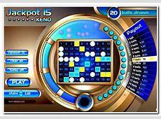 Игра в кено лучшие казино