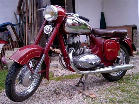 Jawa Type 353 250cc