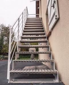 escalier design sur mesure en normandie toutes nos With realiser un escalier exterieur