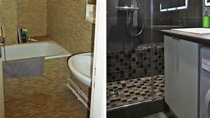 Cout Salle De Bain 4 M2 : faire une douche l 39 italienne avec marche installation co t mat riaux c t maison ~ Melissatoandfro.com Idées de Décoration