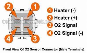4 Wire O2 Diagram