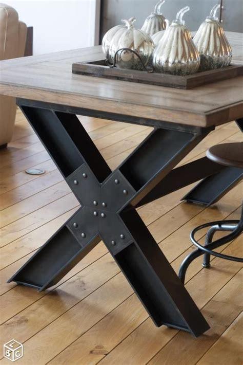 table cuisine industrielle les 25 meilleures idées de la catégorie table industrielle