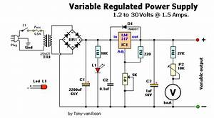 Dc Power Supply Simulation Trouble