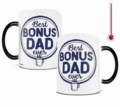Dad Bonus Sensitive Heat Ever Mug Mugs