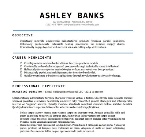 Professional Cv Template Word Document by Professional Resume Templates Microsoft Word Letters