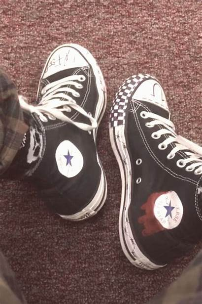 Converse Aesthetic Grunge Toprated20 Clothes Kaynak