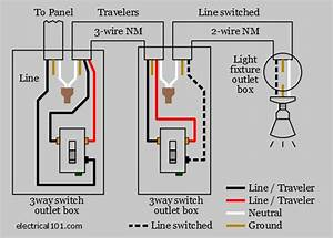 Convert 3-way Switches To Single Pole