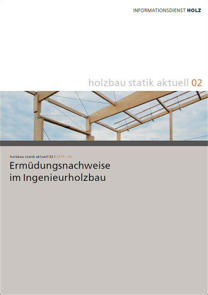 Publikationen Des Informationsdienstes Holz by News Und Veranstaltungen Informationsdienst Holz