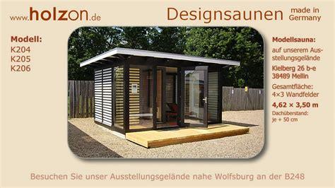 Gartensauna Selber Bauen by Gartensauna Saunahaus Aussensauna Modern Nach Ma 223 Aus