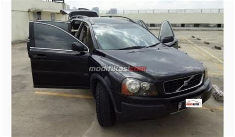 Modifikasi Volvo Xc90 by Jual Volvo Xc 90 2 5 Turbo Awd 2003 Matic Hitam Handy