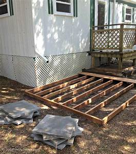 How To Make A Hot Tub Deck For  250 And 2 Hours Work  For