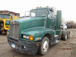 1986 Kenworth T600  Stock  P16062