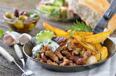 Garten Athen  Griechisches Restaurant In Nürnberg
